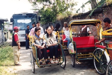 becak by instran