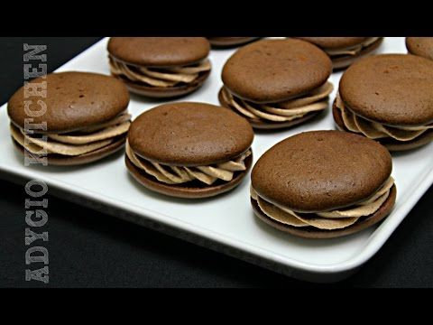 Negrese cu crema de mascarpone si nutella | Adygio Kitchen - YouTube
