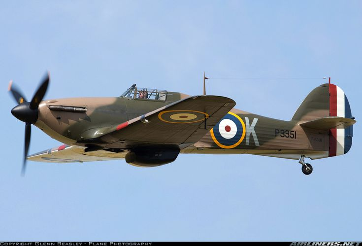Hawker Hurricane Mk2A aircraft picture