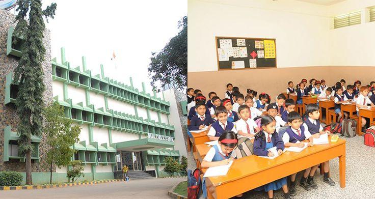 Jindal Public School and Classroom