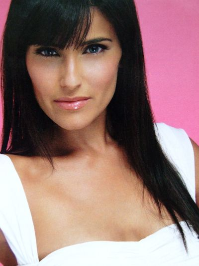 She is beautiful Nelly Furtado