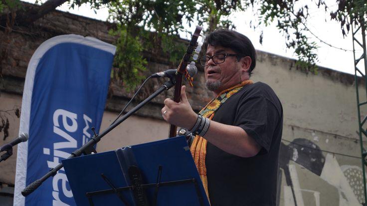 Joe Vasconcellos en Barrio Yungay.