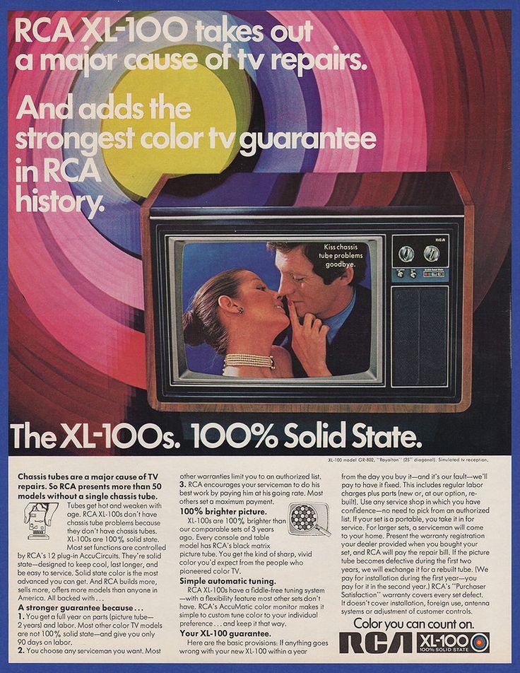 Vintage Television Ads 50