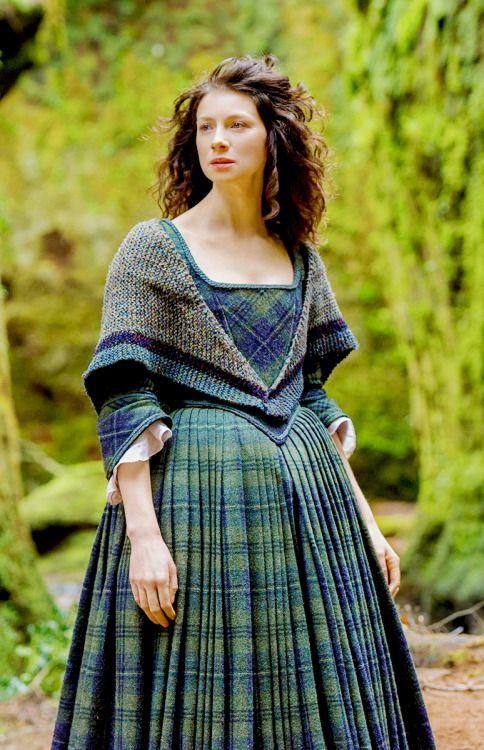 Claire Fraser in Outlander                                                                                                                                                                                 More