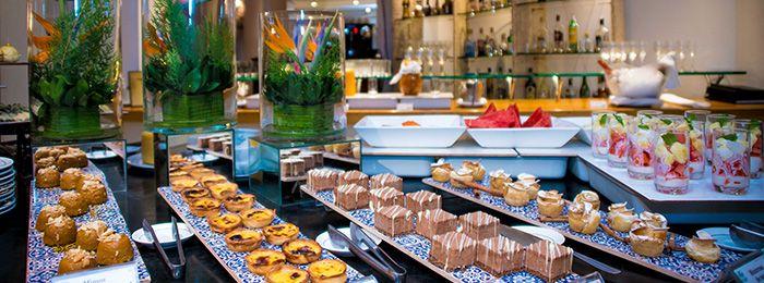 Gastronomia - Plaza São Rafael – Hotel e Centro de Eventos – Porto Alegre - RS