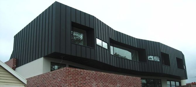 Best 20 Zinc Roof Ideas On Pinterest Modern Barn Modern Barn House And Roof Cladding