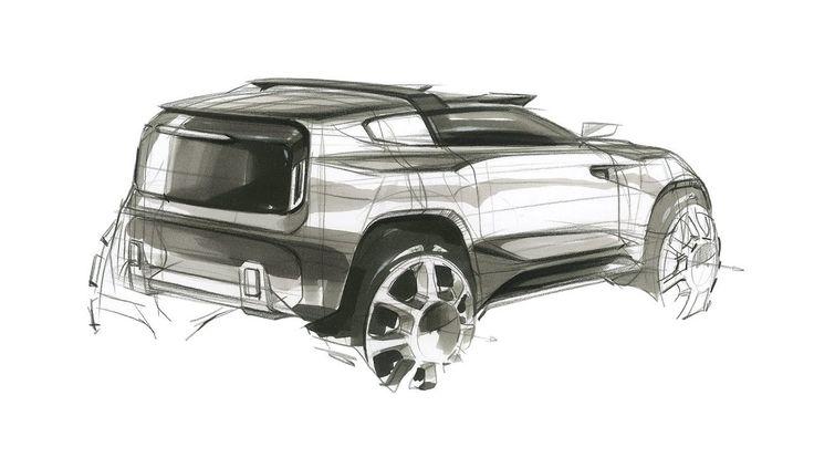자동차 스케치 & 디자인(Car Sketch & Design)
