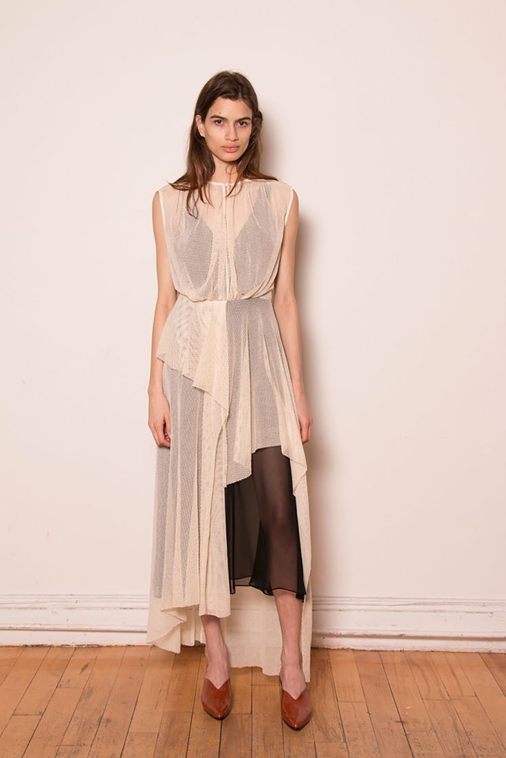 Rachel Comey Pre-Fall 2017 Fashion Show Collection