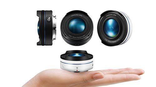 Neues Samsung 10mm Fisheye Objektiv für NX-Bajonett
