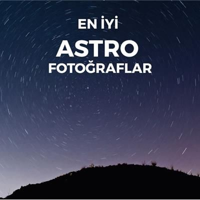 En iyi 5 Astro Fotoğraf