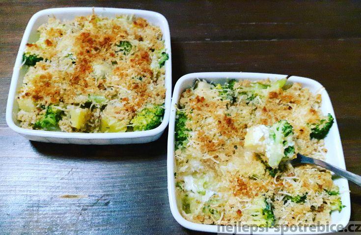 Zapékaná zelenina se slanou drobenkou