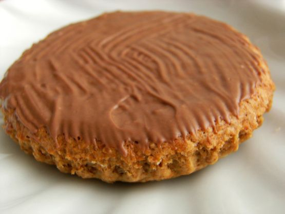 Digestive Biscuits Recipe - Food.com One commenter said she left out the shortening and used milk instead of half and half