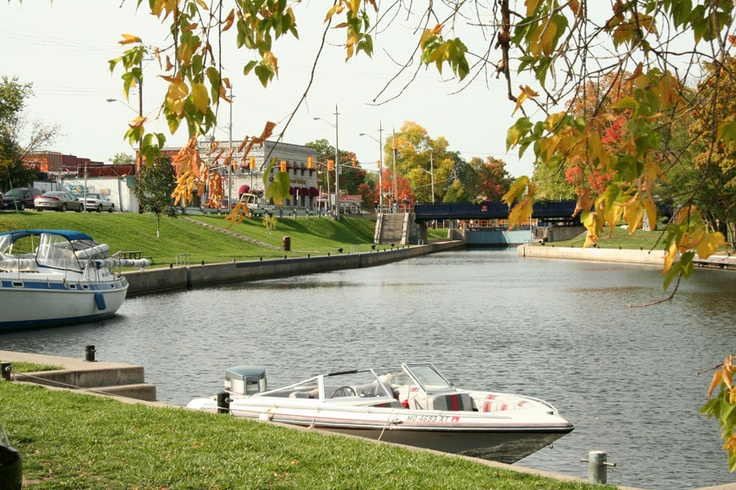 Lock 32 - Bobcaygeon