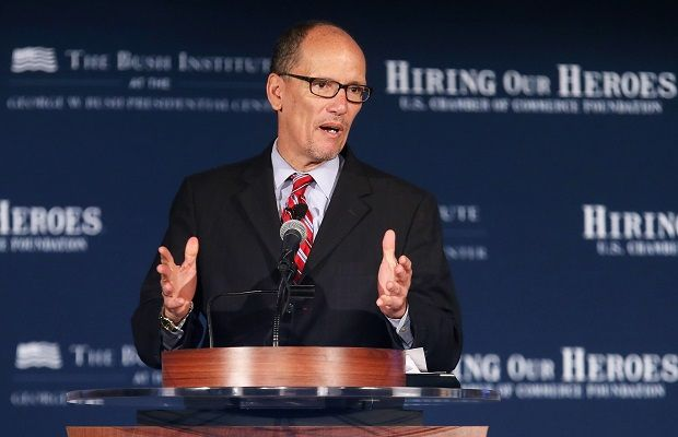 nice Tom Perez elected DNC chair Check more at https://epeak.info/2017/02/26/tom-perez-elected-dnc-chair/