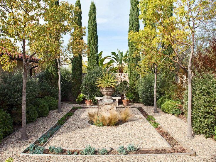 Garden Ideas Mediterranean 18 best mediterranean gravel garden images on pinterest | gravel