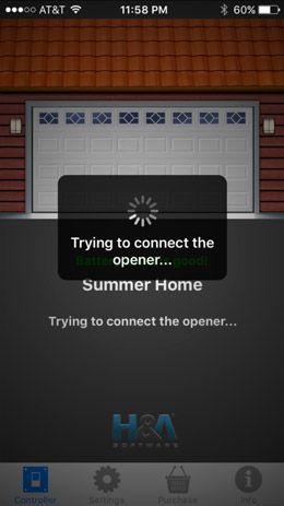 garage door appDie besten 25 Garage door opener app Ideen auf Pinterest
