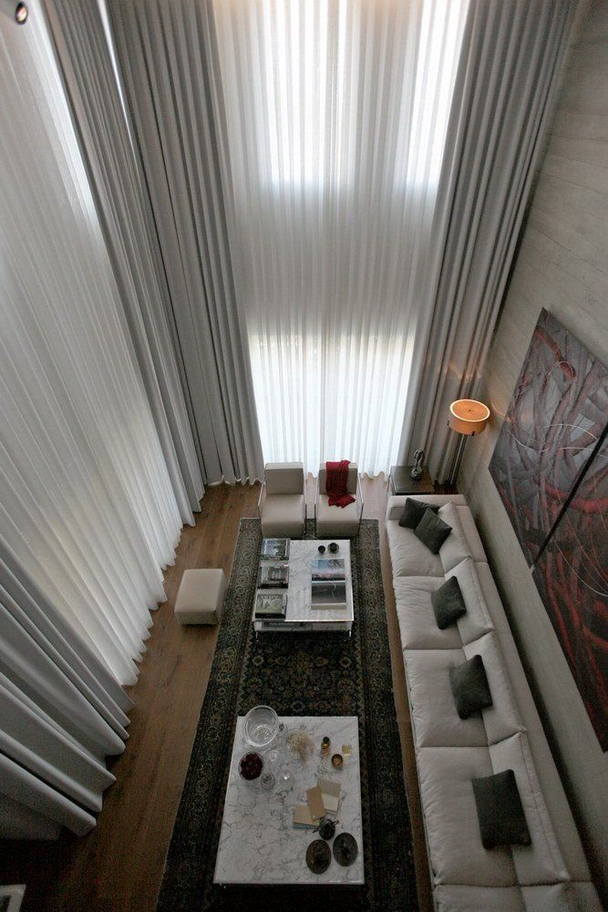 Interior by Tanju Özelgin Stylish Dark Toned Interior in Istanbul Designed by Tanju Özelgin