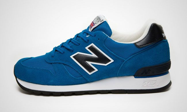 New Balance M670 SBK Blue / Black
