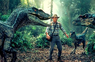jurassic park 3 Unfortunate own