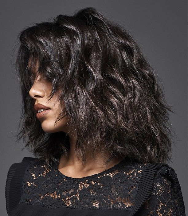 Maniatis Paris Medium Black Hairstyles