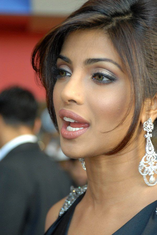 """Priyanka Chopra from """"Exotic Brown Beauties"""" @James Barnes Barnes Barnes Barnes B Bond 001"""