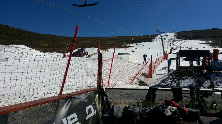 Afri-Ski - skiing in Africa?