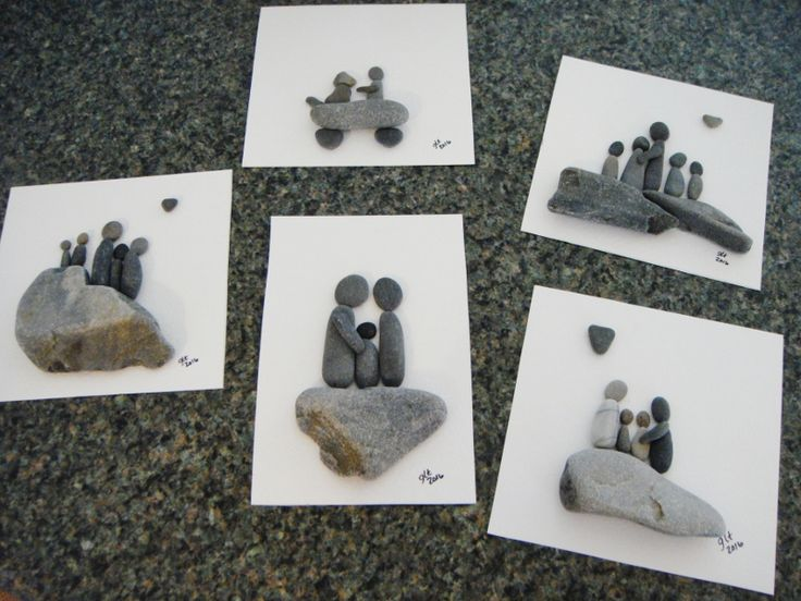 new pieces of Pebble Art for Beach Grass, waiting to be framed. www.beachgrassshop.com