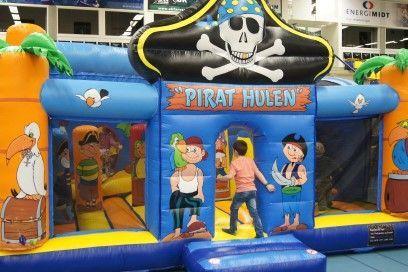 Pirat hoppeborg