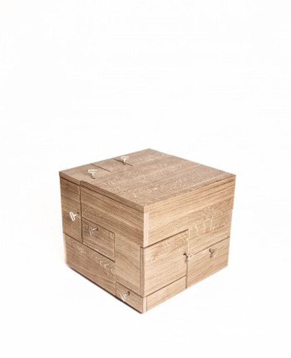 My new fellow companion box, by Sigurd Larsen on Architizer Blog