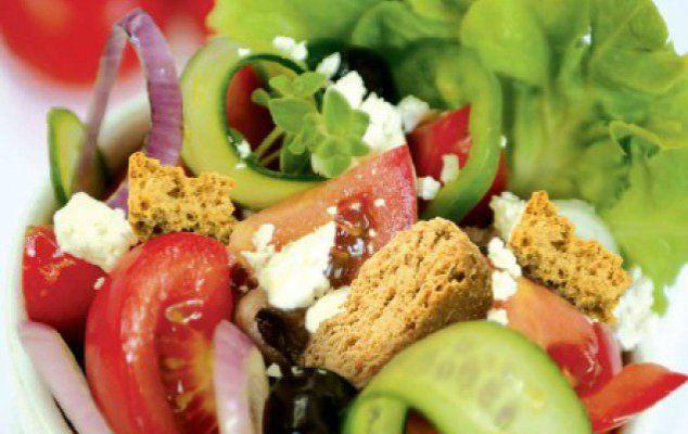 5 σαλάτες για το πασχαλινό τραπέζι - iCookGreek