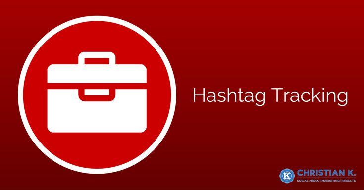 Hashtag Tracking tools