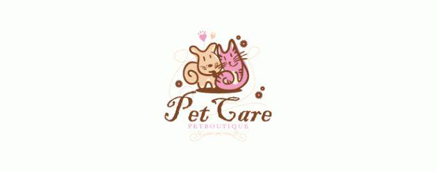 40 logotipos criativos de clinicas veterinarias | Criatives | Blog Design, Inspirações, Tutoriais, Web Design