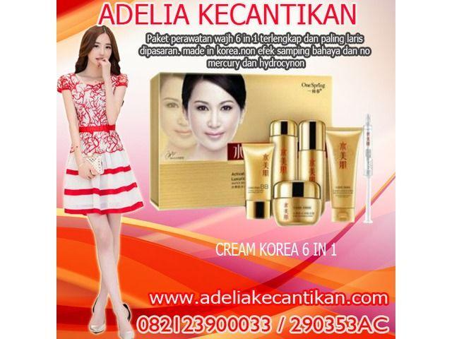 Cream Korea 6 in 1 Original 082123900033 // 290353AC