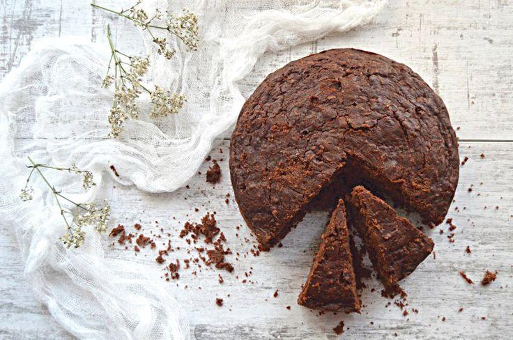 Ciasto czekoladowe z cukinią w stylu fit   – Dietetyczne przepisy –