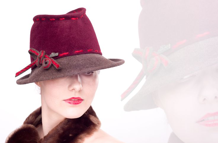 The Fall Winter 2014 2015 Collection  #Hats #Fashion #Germany #Mode