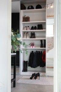 Blogg — by Rust  Garderobeinnredning fra Ikea hjemme hos by Rust.