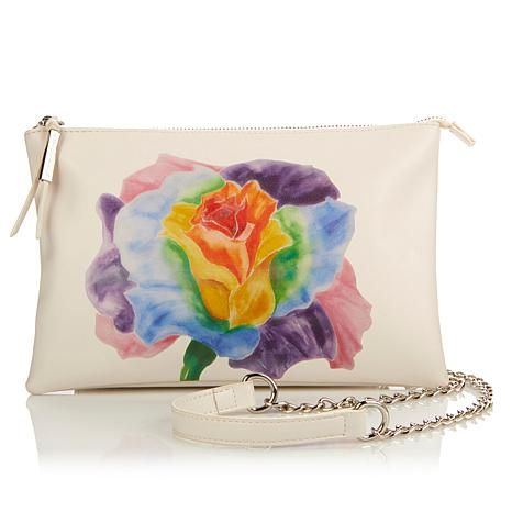 VIDA Statement Clutch - COSMIC ROSE CLUTCH by VIDA