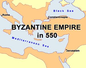 The Byzantine Empire History Lesson C1 W11