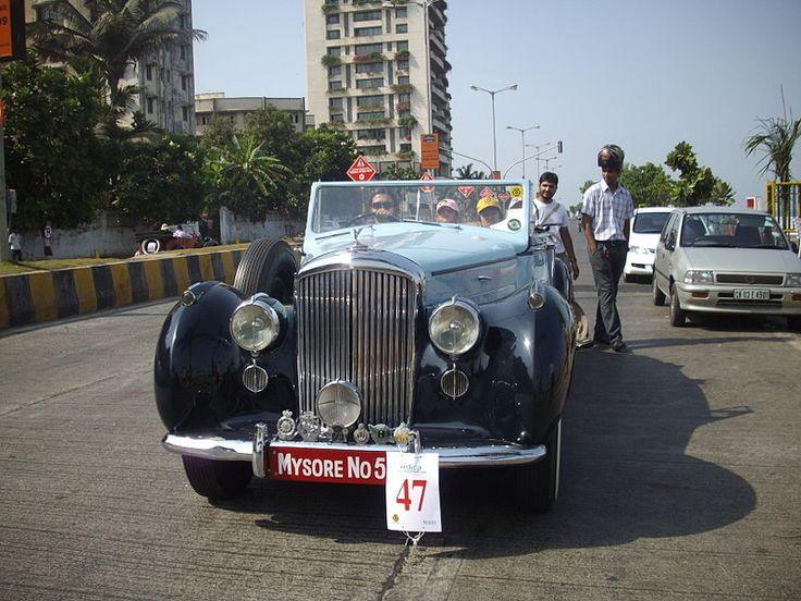 File:Indian maharajah era 'Vintage Rolls Royce' at 'Mumbai Vintage car rally-2010'.jpg