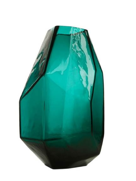 geometric vase |  bo concept