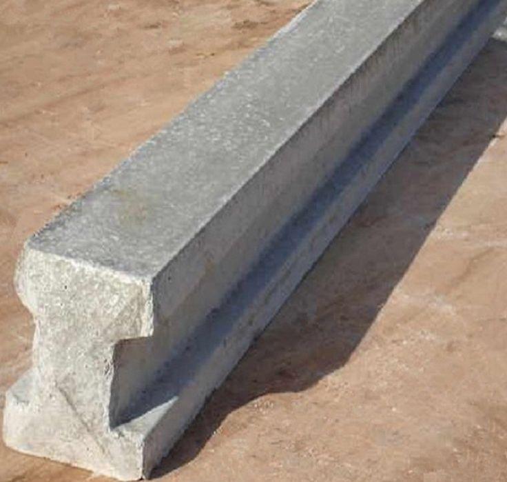 Kolom Pagar Beton 2,25 Mutu K-300