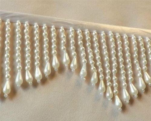 Beaded Lampshade Fringe Trim | eBay