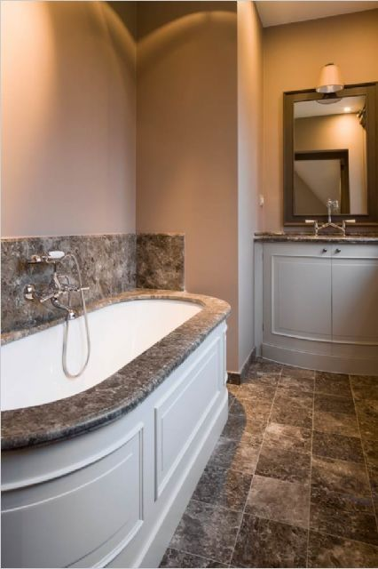 Bath - Grigio Selene