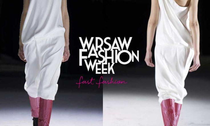 Designerul Carmen Emanuela Popa prezintă în cadrul  Warsaw Fashion Week 2016