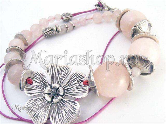 Flori de mar - colier
