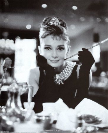 Audrey Hepburn was so wonderful and so beautiful.