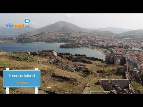 Lemnos, Greece - Sand Dunes - AtlasVisual - YouTube