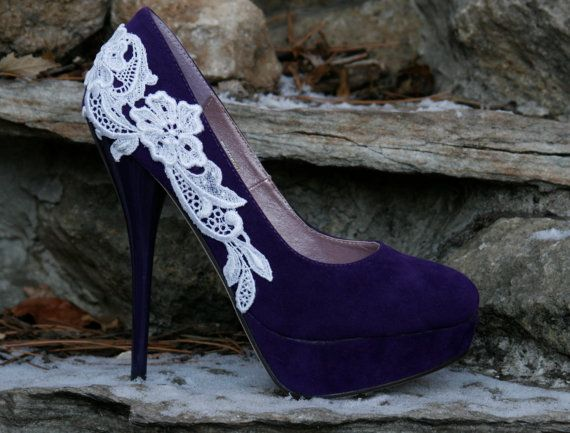 Purple Heel