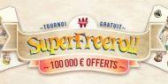 Du 24 juin au 8 septembre 2013, Winamax vous offre un tournoi estival exceptionnel, entièrement gratuit, avec 100 000 € de prix. http://www.kalipoker-fr.com/bonus-et-promotions/winamax-super-freeroll-100-000-offerts.html