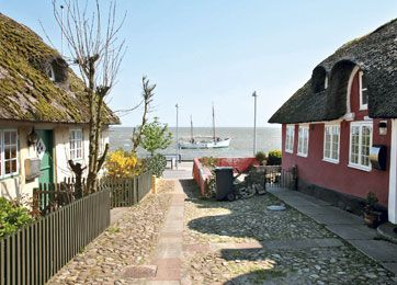 Fanø, Denmark. Such a lovely island.  (All Rights Reserved).